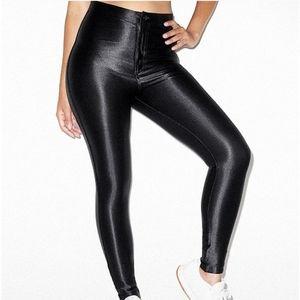 NWT American Apparel Black Disco Pants